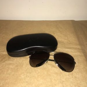 💯% Authentic Ray Ban Brown Aviator sunglasses